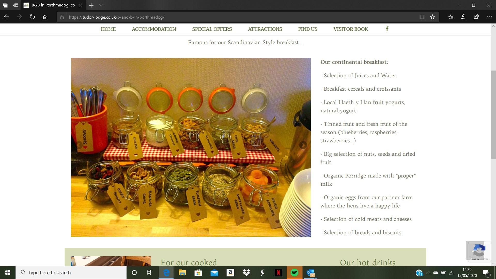Hetzwebz Portfolio - Website Design- Derbyshire